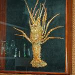 The Golden Lobster in Nemos