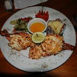 Lobster Dinner at Nemos