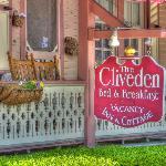 Cliveden sign