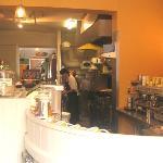 D4 (D Four) Urban Café, Ballsbridge, interior