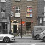D4 (D Four) Urban Café, Ballsbridge, exterior