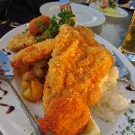Hungarian style dinner