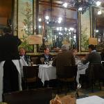 Don't miss it - authentic Parisian atmosphere