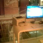 Mac computer stand