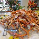 Incredible Crab Legs!!