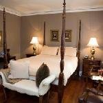Upscale accomodations with all the fine amenities!