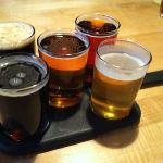 Try a beer sampler!