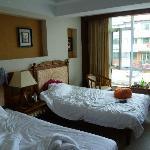 Foto de Shiyuan Seaview Hotel