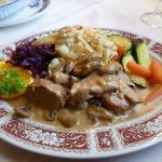 Schnitzel Scandia