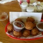 Apple Fritters, Apple Butter and Apple Cider