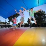BIG4 Swan Hill's giant jumping pillow