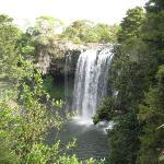 Nearby Rainbow Falls