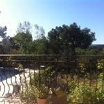 Une magnifique terrasse !!