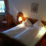 Room 15, bed