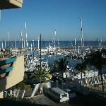 porto marina vicino all'hotel
