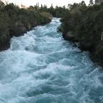 Nearby Huka Falls