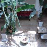 Patio planta de abajo