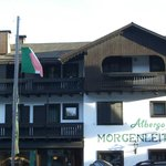 Photo de Albergo Ristorante Morgenleit