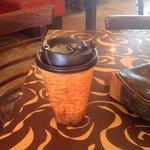 Java Jack's Latte. Yum.