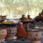 Cuisine du restaurant le Tintar le midi