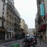 Rue Letort.