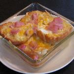 Ham & Cheese & Onion Estrada