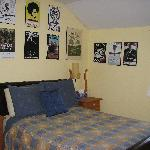 Blacksheep Room, $129 plus tax per night for 2 adults