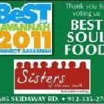 Voted Best Soul Food in Savannah in 2011!