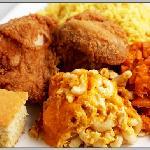 Best Fried Chicken in Savannah!