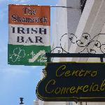 The Shamrock Irish Bar