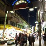上野駅よりのゲート