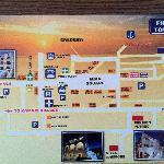 Fira's Map