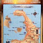 Santorini's Map