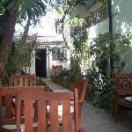 Patio y suite de las Acacias Malaga