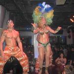 Brazilian & Capoira dancers