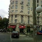 Hotel desde afuera