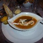 soupe de poisson s