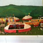 miniature circus