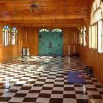 Inside the Yoga Shala