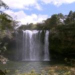 Local attraction Rainbow Falls
