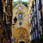 "Looking at ""Santa Maria del Coro""."