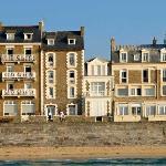 Hôtel Le Jersey - côté mer