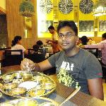 Dinner at Rajdhani (Shirdi)