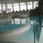 piscine chauffée intérieure