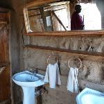Olpopongi Badezimmer