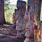Easter Island on the Black Isle