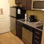 Kitchen - King Suite (211)