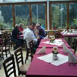 Dinning room, Hotel Sonhoff