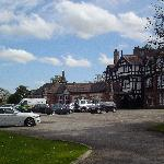 Alvaston Hall Hotel,Nntwich