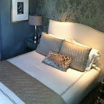 Beautiful room -- great bead